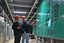 八号线北延段车站开始运营调试 土建工程完成93%