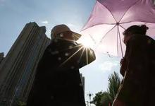 35℃以上的高温天气将于8月9日再现 偶有雷雨