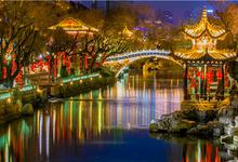 文旅融合旅游新风尚 文化游红色游夜间游火热