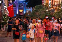 广州北京路改造开街后首个黄金周营业额增160%
