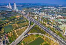 大湾区再添新路 广中江高速三期今日正式通车