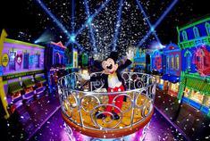 全家乐游香港迪士尼乐园度假区