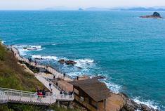 周末带你去深圳看世界最长海滨栈道
