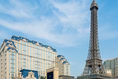 在澳门感受巴黎的浪漫风情