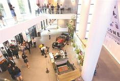 省内首个高校设计博物馆开馆