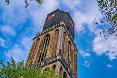 高耸入云 圣马丁教堂塔楼