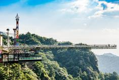 探秘重庆这座超惊险的廊桥
