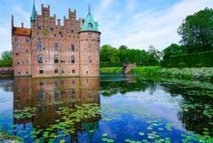 感受丹麦古堡的历史与传奇