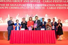 长隆与蒙特卡洛马戏节成合作伙伴