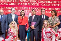 马戏精英掀起中国国际马戏节闭幕高潮