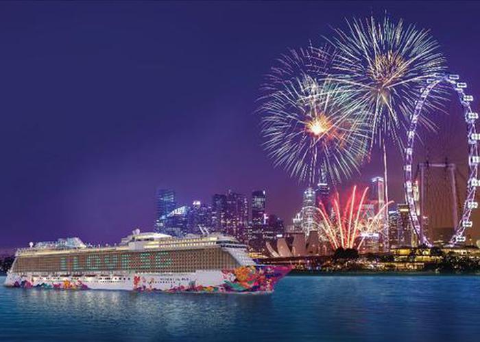 星梦邮轮将率先在新加坡复航