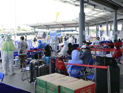 深圳湾所有入境人员分三类进入