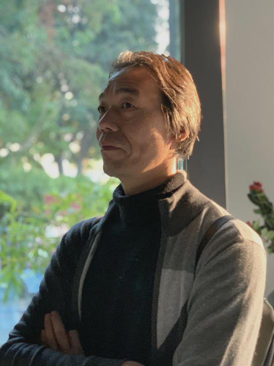 与谁同坐——郭伟光及赵尔东作品展在广州开幕