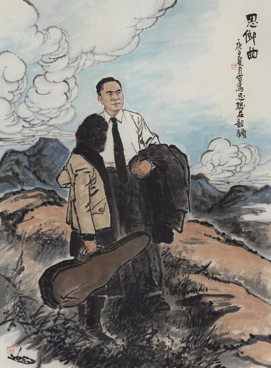 粤港澳台四地艺术家首次联合创作华南教育历史主题作品