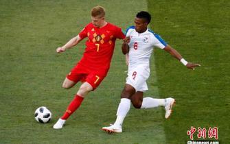 世界杯小组赛英格兰绝杀突尼斯