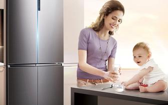 佛山国美&海尔818嗨购节 揭秘卡萨帝冰箱的高端奥秘