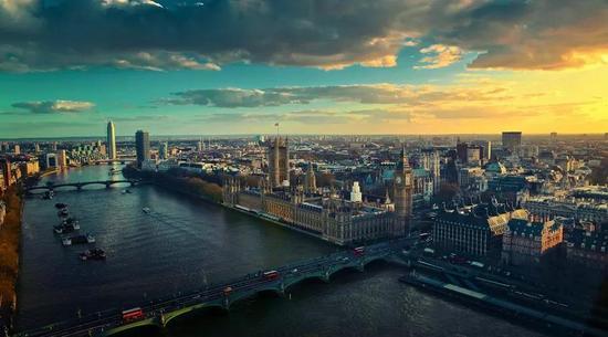 伦敦中心城区