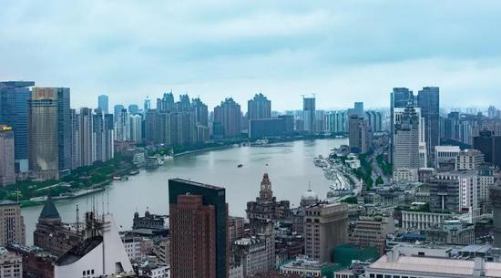 上海欲建世界级CAZ