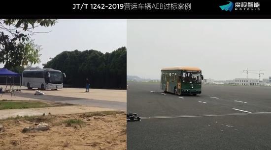 左测试场:国家汽车质量监督检验中心(襄阳) 右测试场:重庆车辆检测研究院