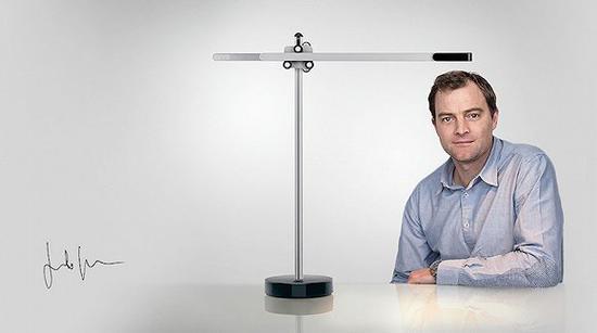 Jake Dyson和CSYS照明灯