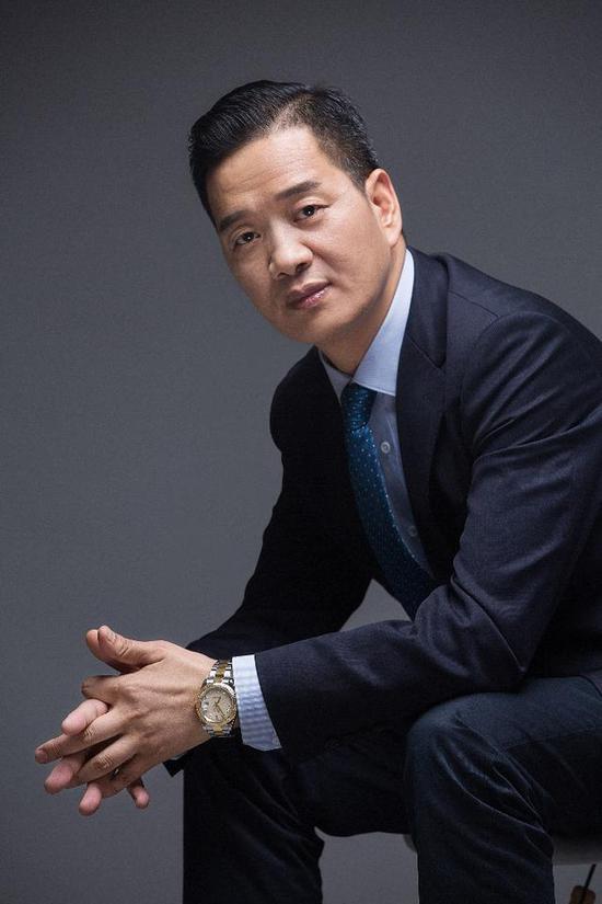 雅居乐环保集团总裁于吉福