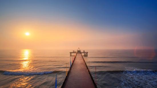 鼎龙湾·海之角栈桥