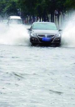 广州未来三天雷雨频繁最高温达35℃