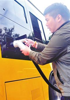 2020年珠三角城市实现公交电动化