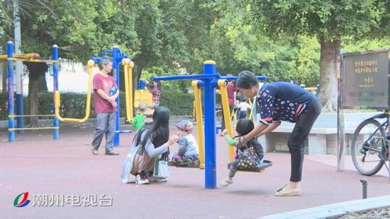 家长千万别大意 小孩使用健身器材易受伤