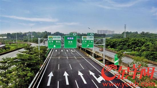 一环升级改造施工时道路对比