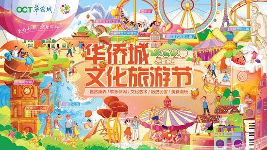2020华侨城文化旅游节
