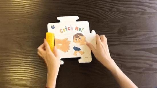 《BabyAll数科学》宝宝拼图书
