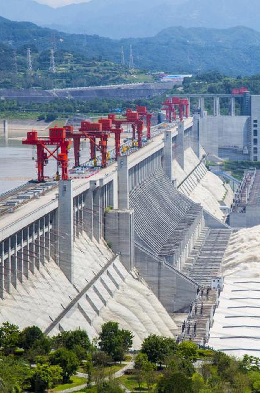 三峡入库流量超7万立方米每秒 为建库以来最大