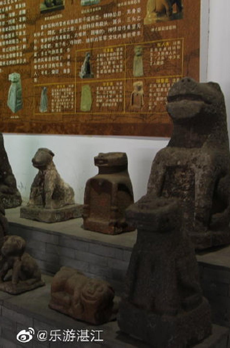 湛江非物质文化遗产:雷州石狗