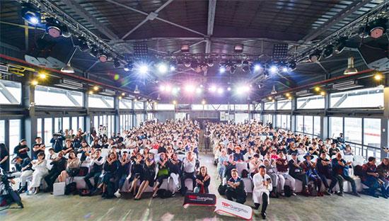 TEDXGuangzhou2018大会现场