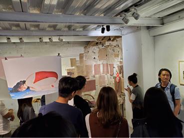国际艺术教育机构主办展览《囡囡》在佛山正式开幕