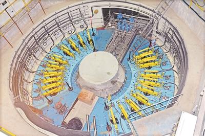 中国散裂中子源成为中国首台、世界第四台脉冲型散裂中子源。