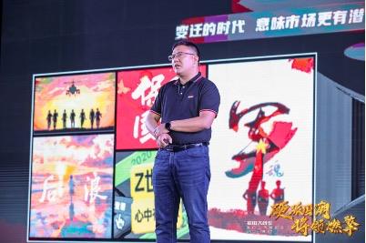 福田汽车集团皮卡事业部党委书记、总裁方宜士