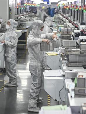 广州企业有序复工复产复产