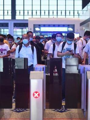 为期62天的中国铁路暑运拉开帷幕