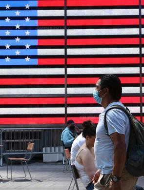 美国新冠确诊病例累计超500万例