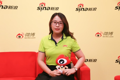 广州王老吉药业股份有限公司的市场经理 袁燕銮