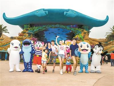 珠海长隆有一个全新的景点。