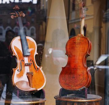 @菜菜行走手记:小提琴之都克雷莫纳