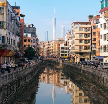 @Chotsins:广州版水上威尼斯