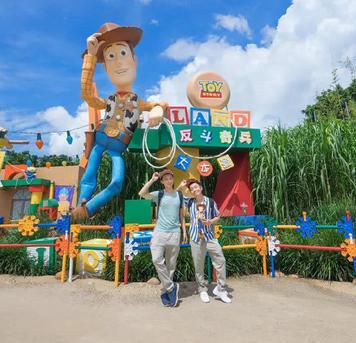凯德印象:去香港迪士尼尽情玩水
