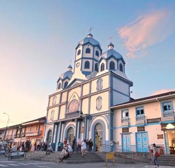 阿滋楠:探访哥伦比亚咖啡小镇