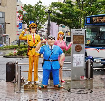 J调de华丽:东京动漫圣地巡礼