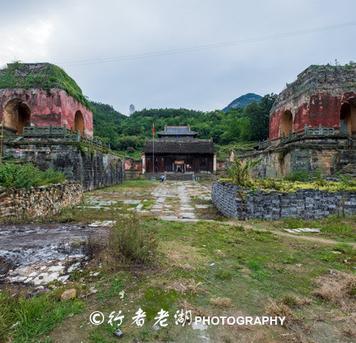 行者老湖:武当山第一座道观