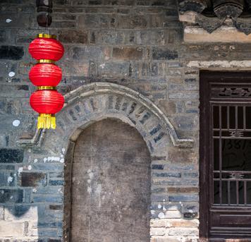 陆建华摄影: 探秘千年杨桥古镇